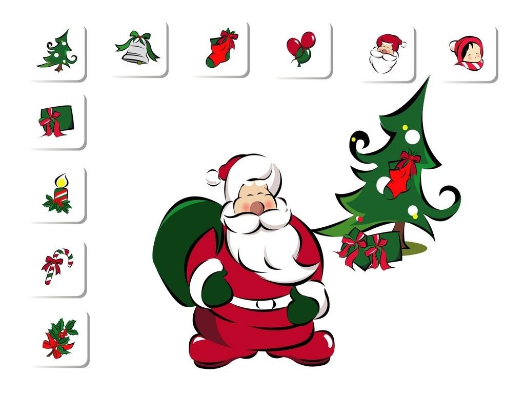 Обои 1024x768. Дед Мороз скачать бесплатно картинки на комп и обои.