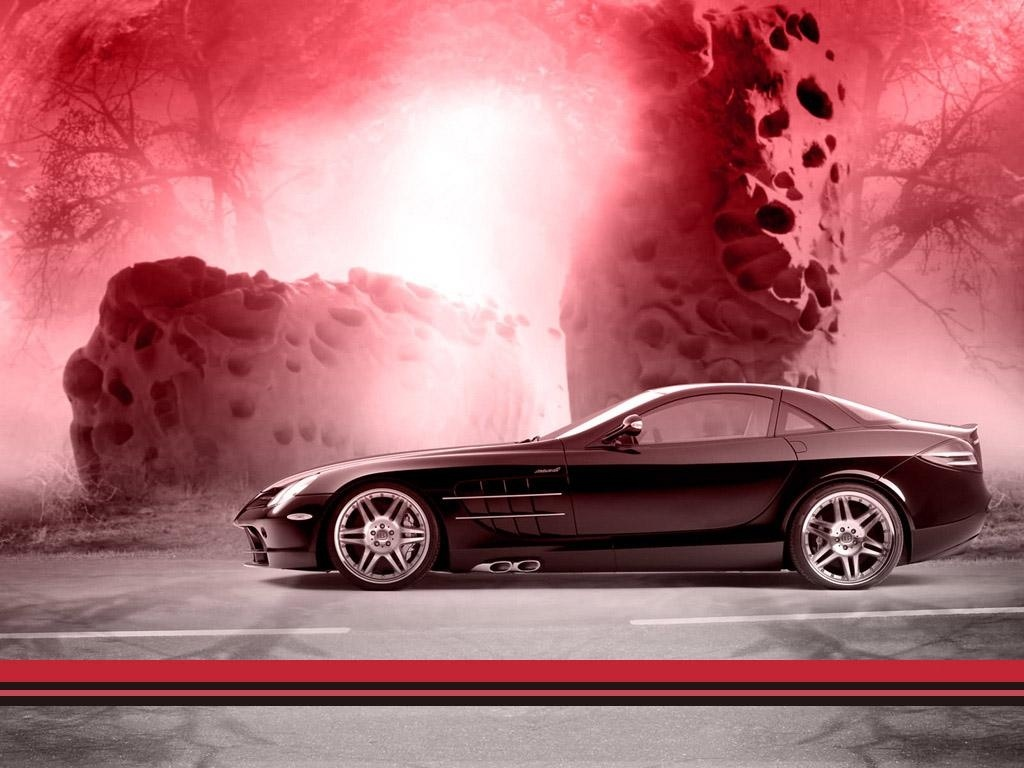 Фото Brabus Mercedes SLR McLaren…