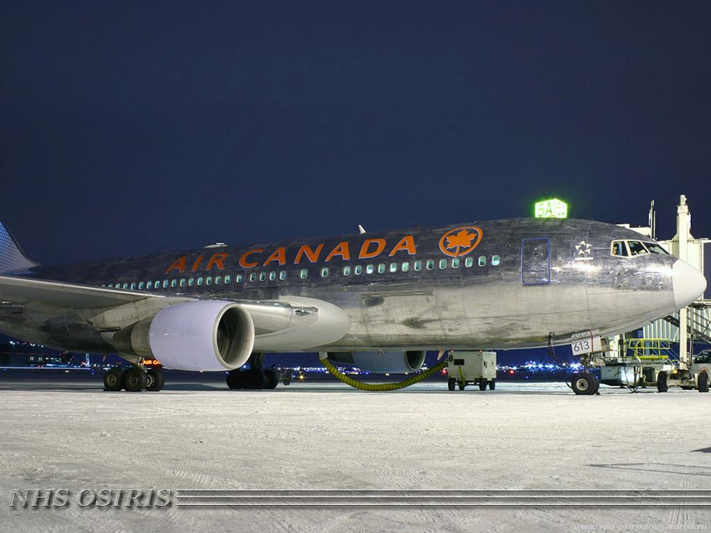 Bilder kanadische flugzeug auf dem flughafen nice wallpaper eine