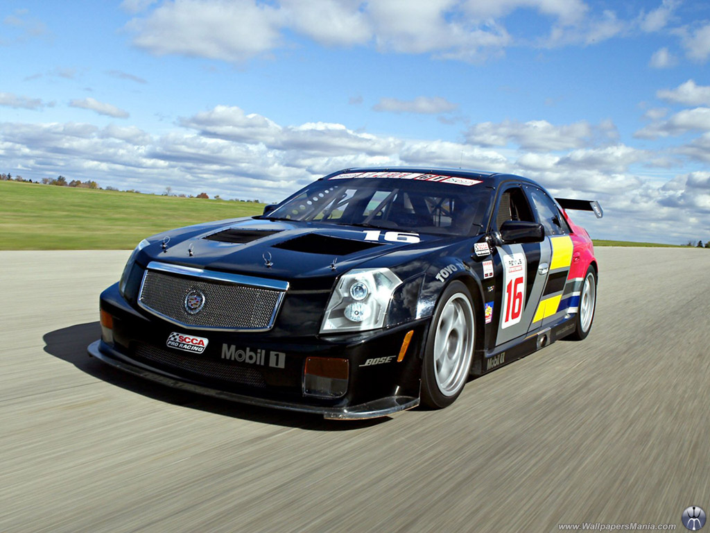 Cadillac CTS-V Cadillac.