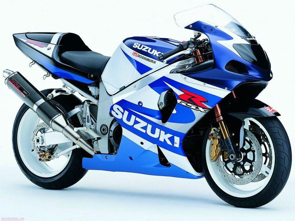 Обои для рабочего стола Suzuki Bikes…