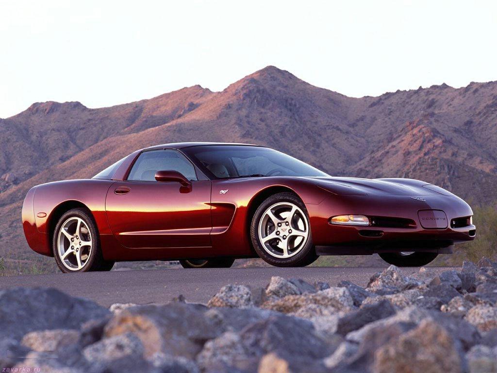 2003 Chevrolet Corvette C5 Coupe 50t…